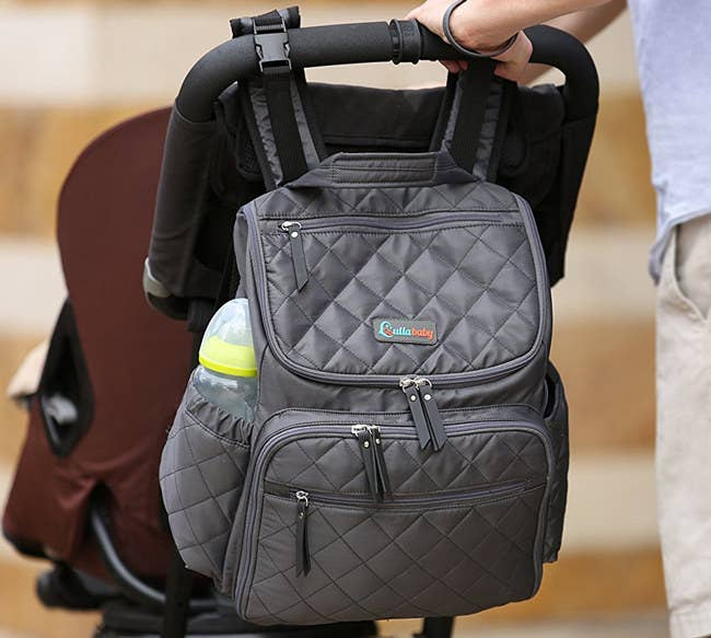 478804870c59 27 Stylish Diaper Bags You ll Actually Want To Carry