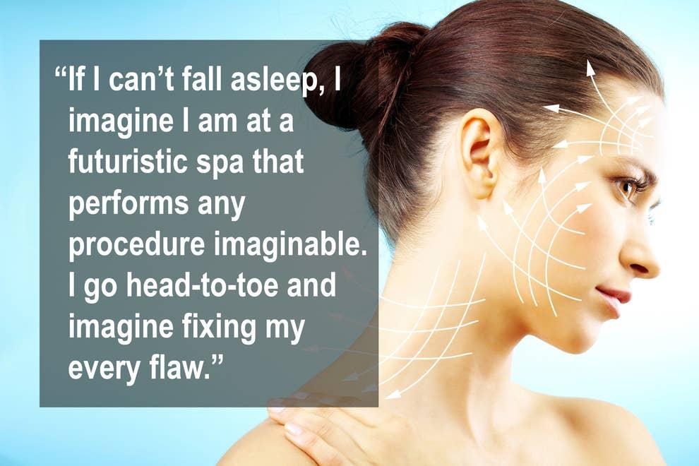 34 Pre-Sleep Fantasies That Will Make You Say