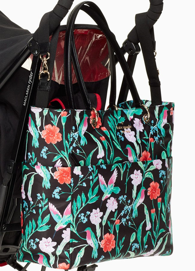 Promising Review This Diaper Bag Is Adorable It Has Lots Of Pockets To