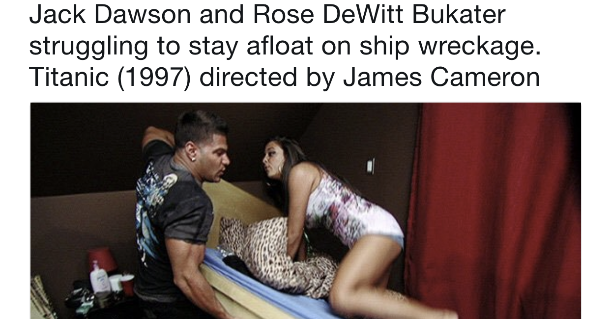 "15 Tweets About ""Jersey Shore"" That Are Just Fucking Funny"