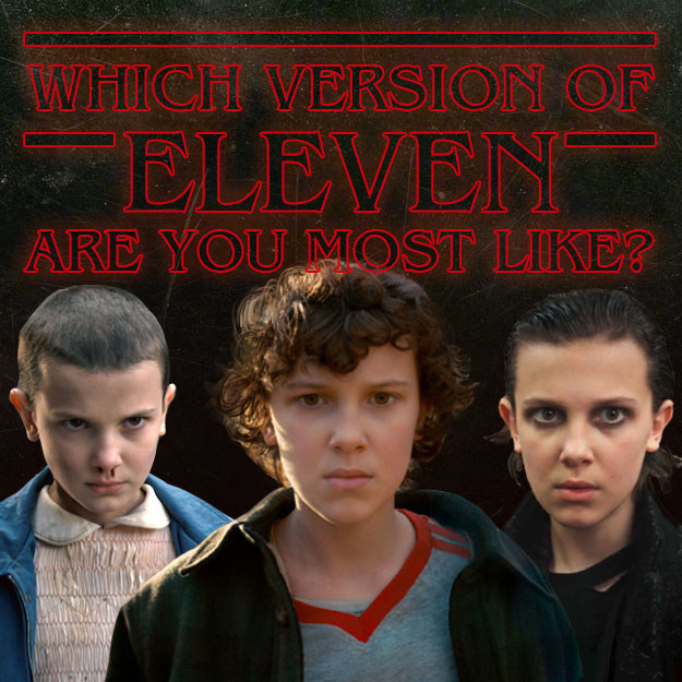 Answer These Six Questions And We'll Tell You Which Version Of Eleven You Are