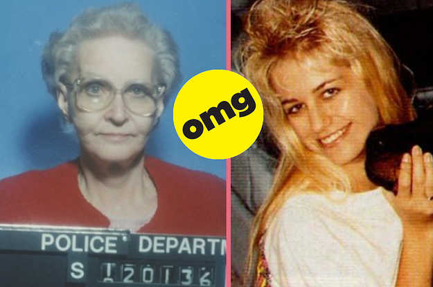 21 Murders Committed By Women That'll Fuck You Right Up