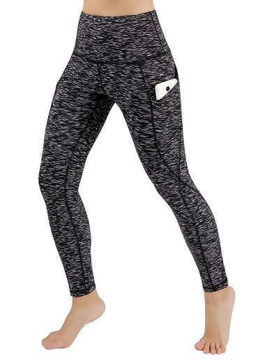 3a8c2193f89362 Antimicrobial, four-way stretch yoga pants that'll move WITH you, no matter  what activity or exercise. And they have P O C K E T S!