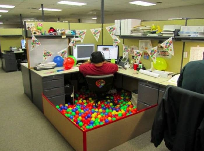 These 29 Coworker Pranks Will Make You The Jim Halpert Of Your Office