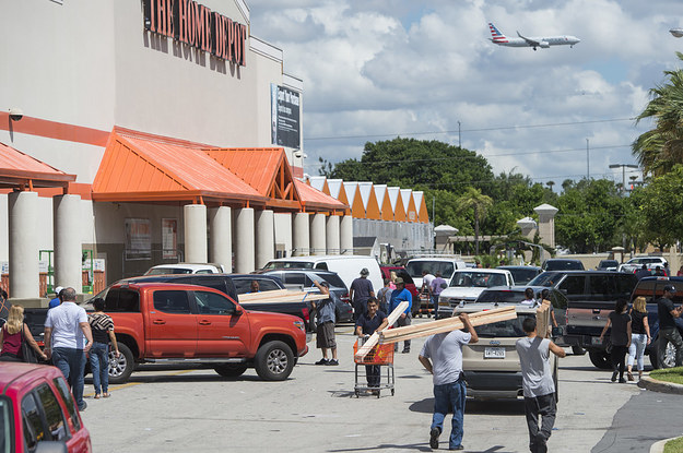 Home Depot Projects Massive Hurricane Recovery Sales