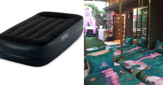 This $27 Air Mattress Has Survived Four Years And Many, Many Guests