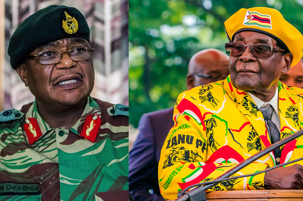 These Videos Of Tanks Have Zimbabwe Worried About A Coup