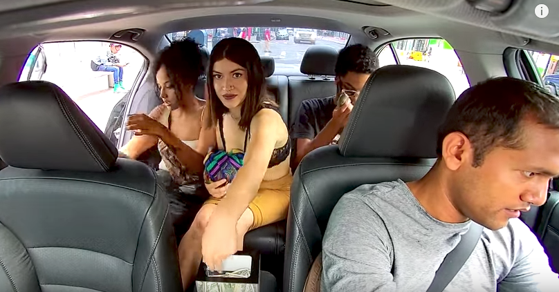 The Teen Who Was Caught Stealing From An Uber Driver In A Viral Video Claims She's Now Being Harassed