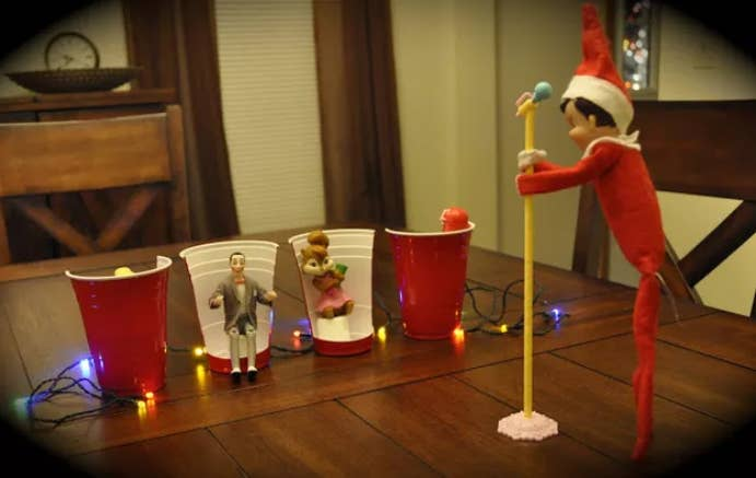 100 Genius Elf On The Shelf Ideas To Steal This Christmas
