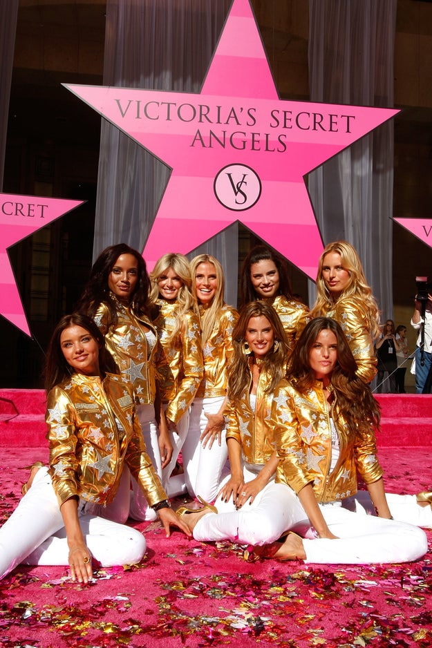 That same year, the Angels received a star on Hollywood Boulevard.
