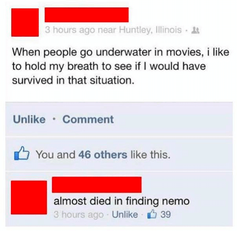 Nemo cosplay: