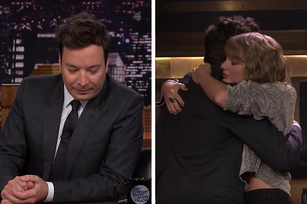 Esta historia acerca de la presentación de Taylor Swift en el show de Jimmy Fallon te romperá el corazón