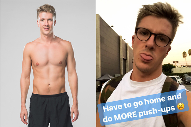 This Is What Happens When You Do 100 Push-Ups A Day For 30 Days