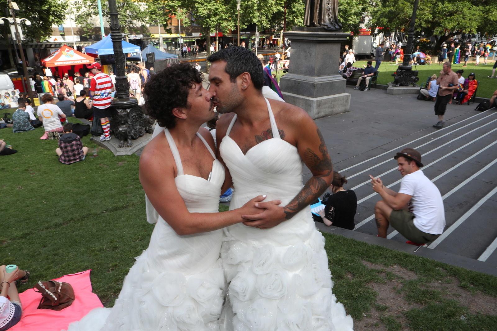 Letourneau gay marriage