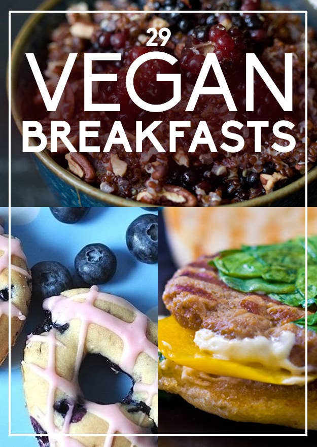 Heres every vegetarian and vegan recipe you could ever need 9 or breakfasts to kick off your day forumfinder Images