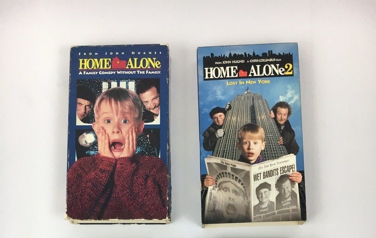And, of course, arguing with your friends over which one of these holiday classics was the better one: