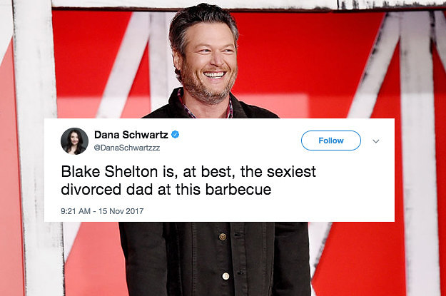 so blake shelton is 2017s sexiest man alive and p 2 21655 1510771546 0_dblbig so blake shelton is 2017's sexiest man alive and people have a lot