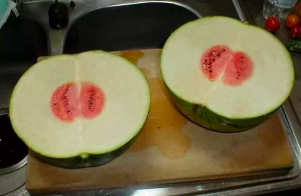 It's this watermelon: