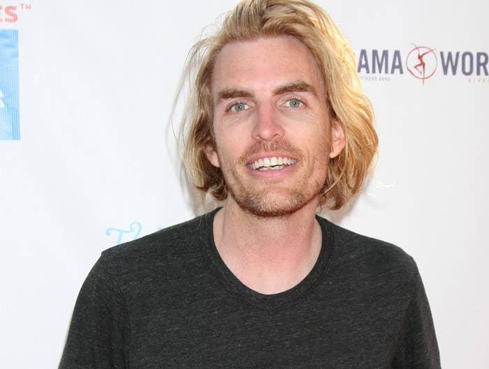 Dallas Clayton in Los Angeles, in April 2015.