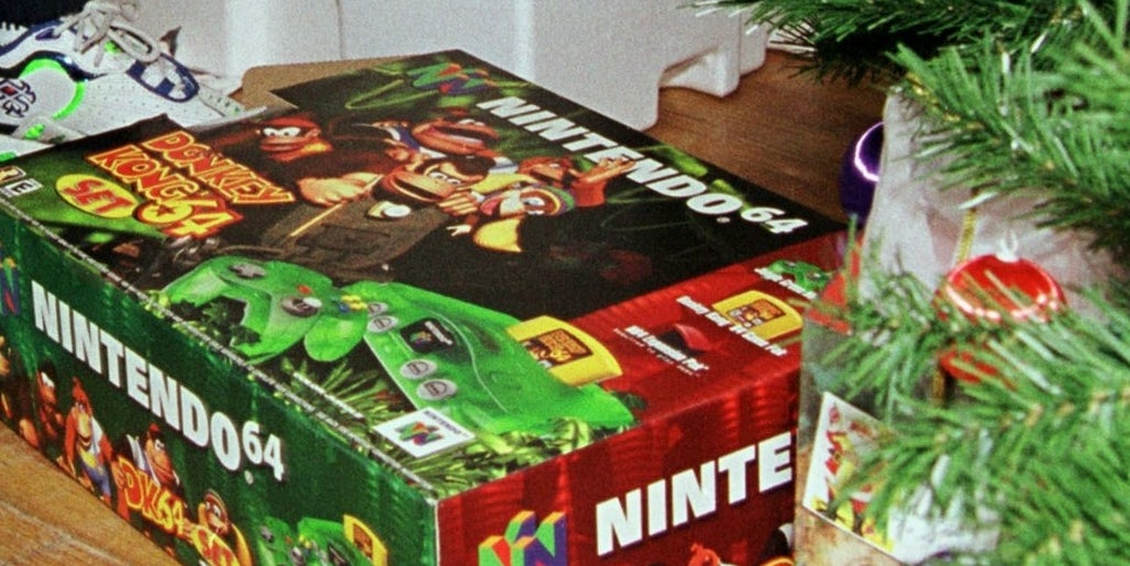 Getting pissed if you had to share your N64 or Playstation present with your siblings.