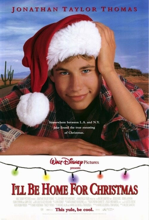 Watching this movie over and over if your older sibling (or maybe you) had a crush on JTT: