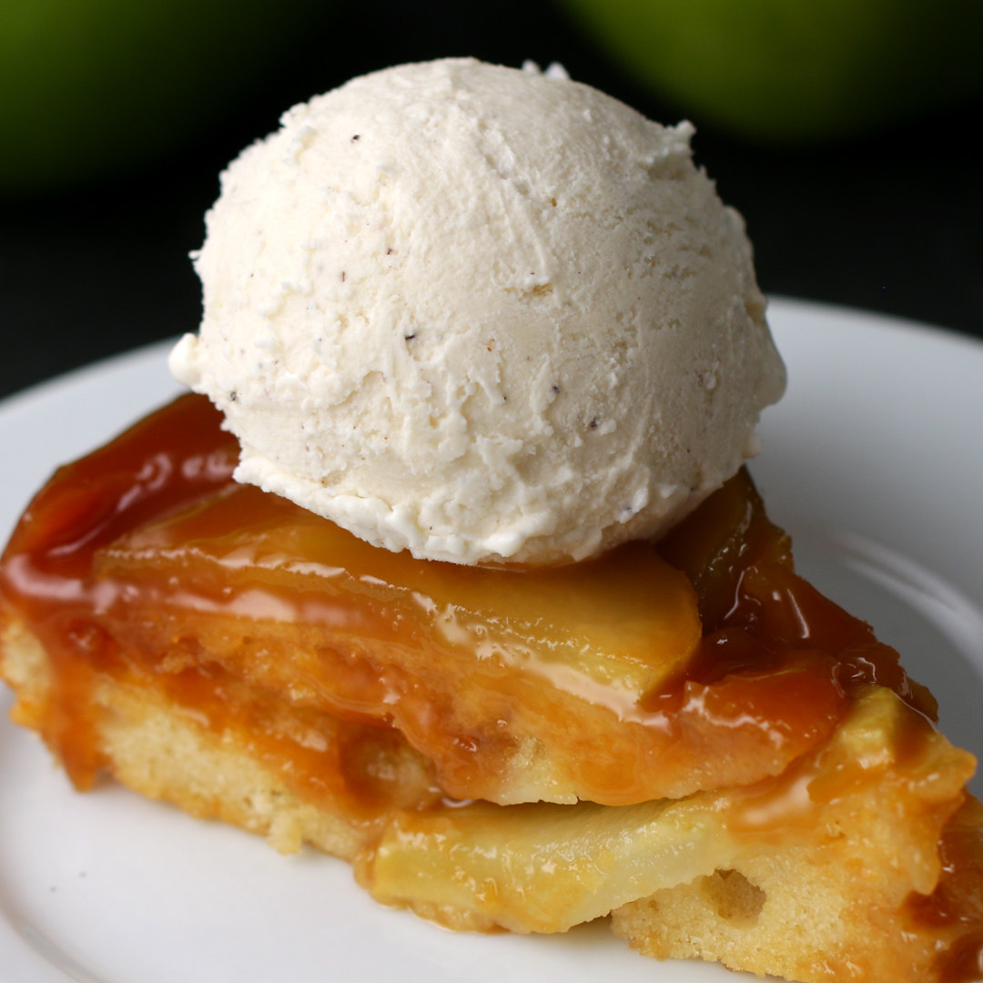 5 Glorious Upside Down Cakes