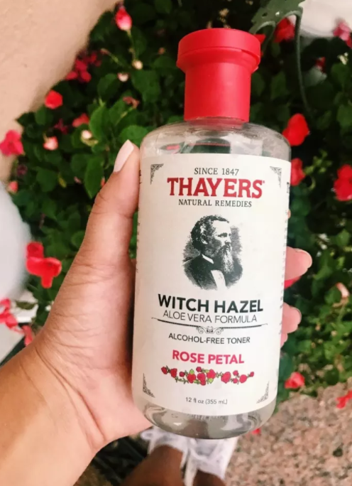 """Psst, this aloe vera-packed toner has over 10,000 (!!!!) reviews. Promising review: """"Holy cow! This stuff is incredible! I even have my boyfriend using it. This actually hydrates my face, makes it smoother, and cleans the remaining dirt and debris from my pores. Nailing it, Thayers!"""" —Kristina A MuskewitzGet it from Amazon for $9.42. Also available in a cucumber and lavender scent. Read our full review here."""