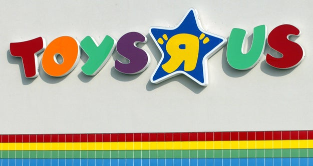 Begging your parents to take you to Toys 'R' Us (so that you could see what toys you wanted to add to your Christmas list)...