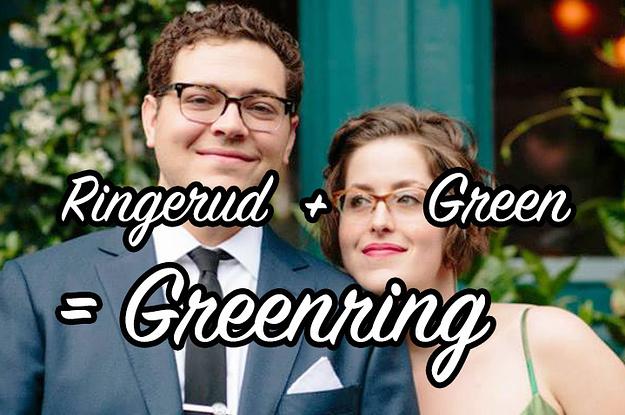 Wie krass: Amerikaner dürfen ihre Nachnamen VERSCHMELZEN, wenn sie heiraten