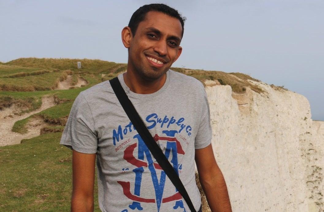 Mahmood Marzooq, 30, cousin of Alwadaei