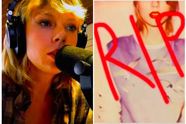39 Things You Probably Didn't Know About Taylor Swift's New Album