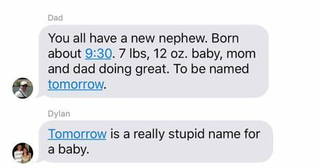 Cute baby names: