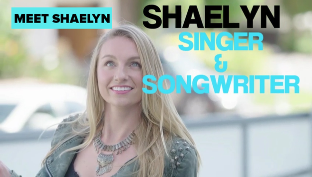His second potential match was Shaelyn, a singer-songwriter from St. Louis