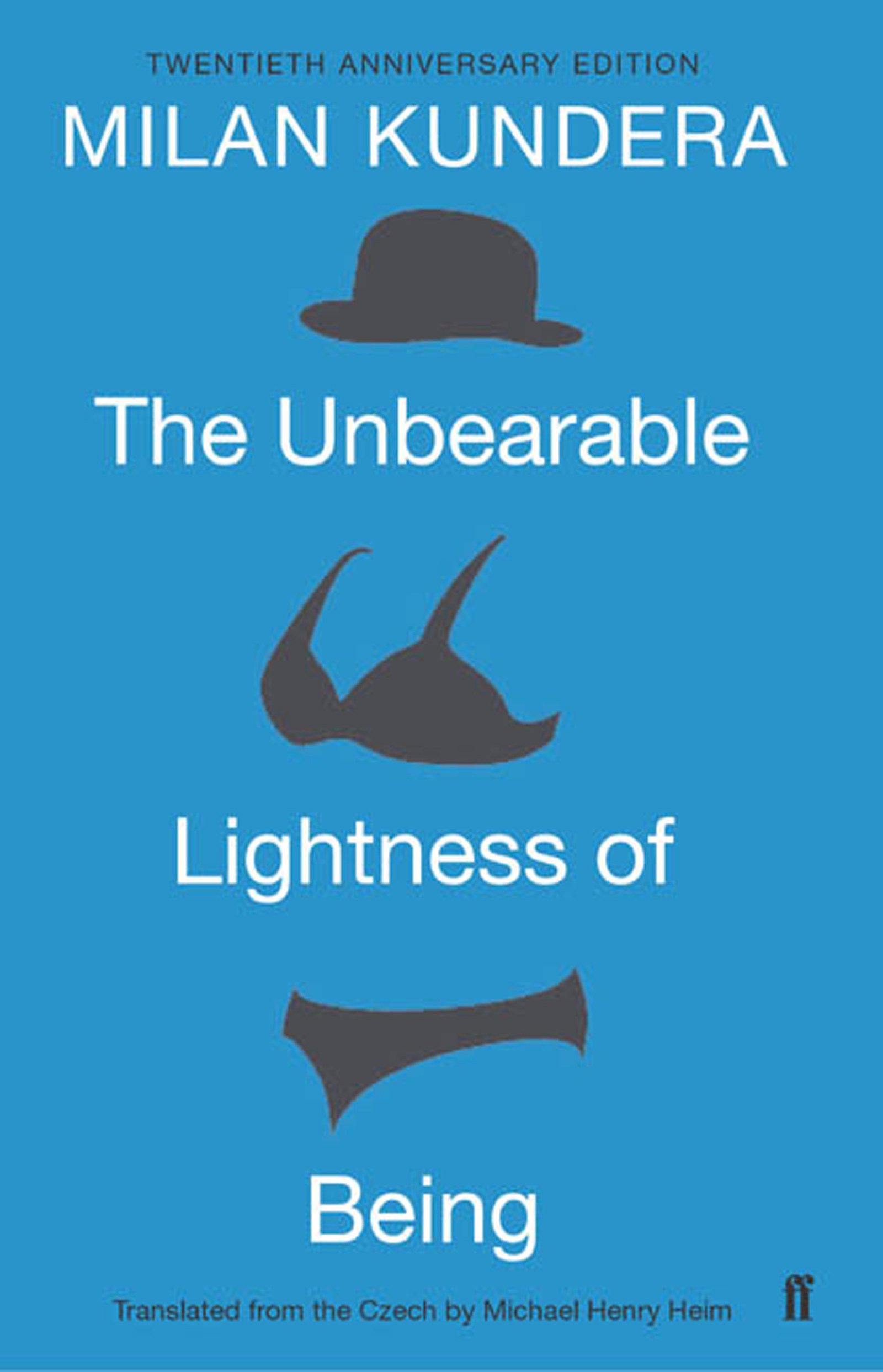 Book review the unbearable lightness of being