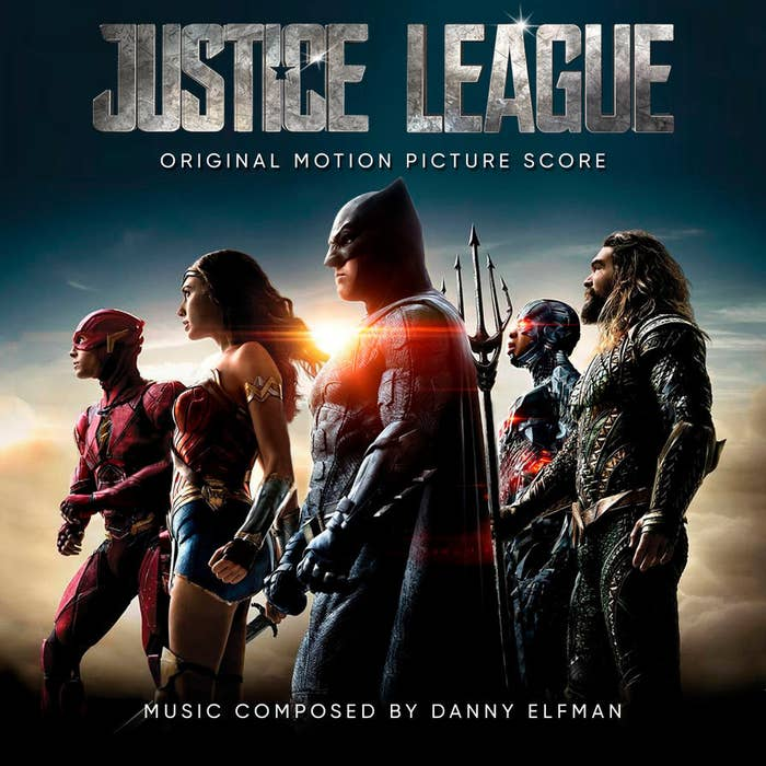 Originally, Junkie XL (who did the score for Batman Vs. Superman: Dawn of Justice) started working on music for Justice League, but was ultimately replaced by Danny Elfman, who composed the music for Tim Burton's Batman films.
