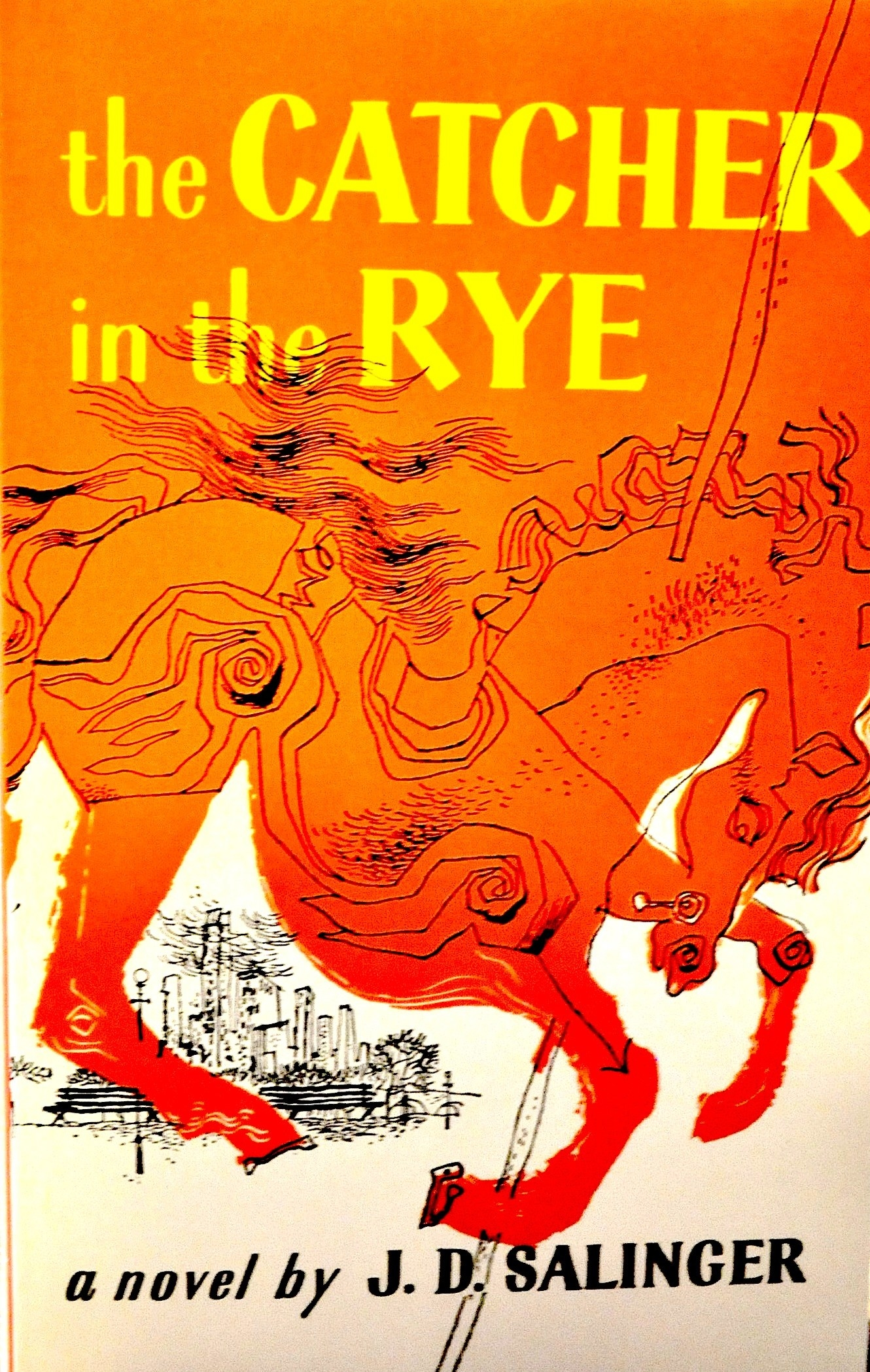 catcher of the rye Summary of the novel jd salinger's the catcher in the rye opens with a glimpse into the neurotic world of holden caufield, an adolescent from the new york region, who is finishing his term at a rural pennsylvania boarding school.