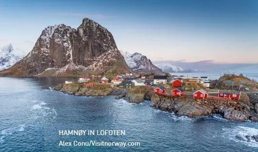 Lotofen Islands, Norway