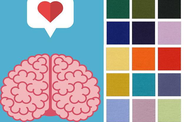 Mach diesen Farbtest, um herauszufinden, ob du mehr Kopf- oder mehr Herzmensch bist