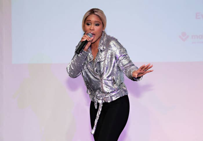 The rapper replaced former cohost Aisha Tyler and guest-hosted last month before being brought on full-time.