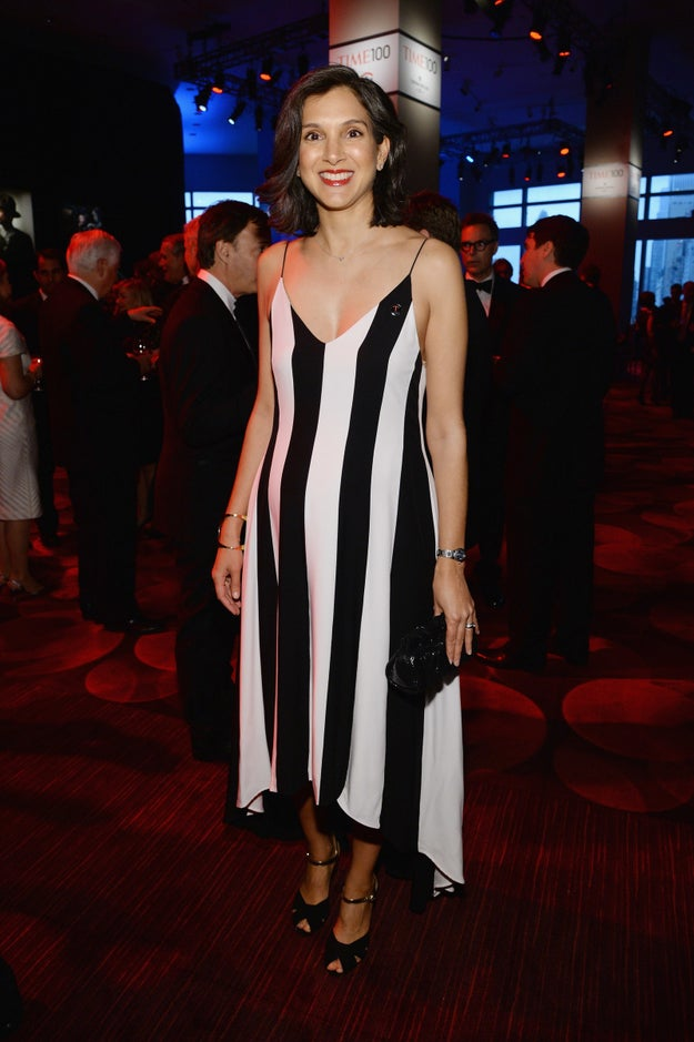 According to WWD, Radhika Jones, Vanity Fair's newly appointed editor in chief, apparently wore an outfit some of her fashion colleagues didn't approve of.