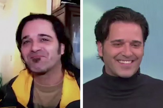 Before: Greasy rocker. After: Stunning smile.