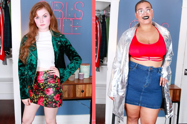 I Challenged A 17-Year-Old To A Fashion Face-Off