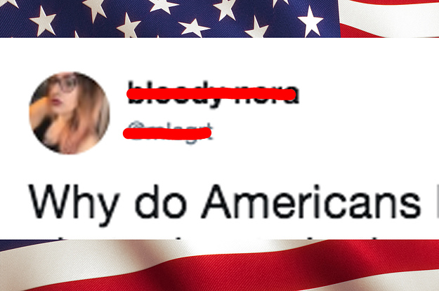 35 Questions Twitter Has For Americans