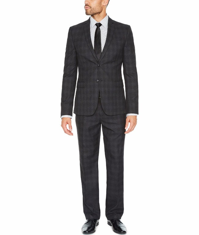 Available fits: classic fit, slim fit, straight fit, regular fit, super slim fit, and big & tallHighly rated styles: JF J. Ferrar stretch suit and Stafford stretch slim fit suit Prices: $28.99+Get this JF J.Ferrar slim fit suit jacket for $104.99 and slim fit pants for $29.99.