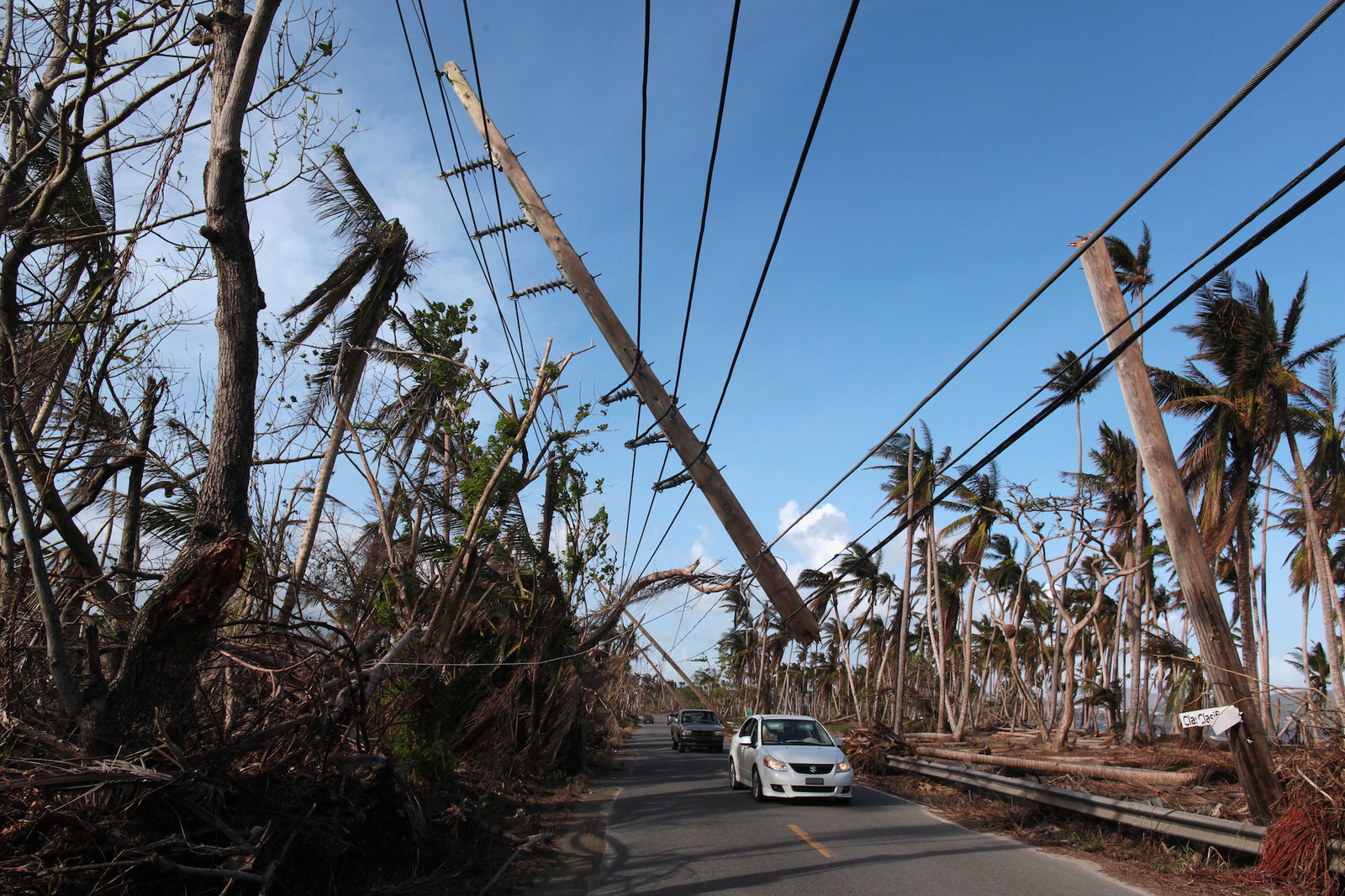 Chief Of Puerto Rico's Electric Utility Resigns As Island ...