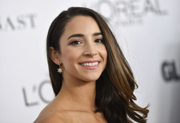Since going public with her allegations of being sexually abused, Olympic gymnast Aly Raisman has been using her fame to stand up for other victims.
