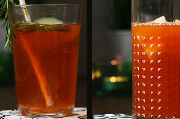 Diese Aperol-Cocktails werden dein Leben um 3000% verbessern