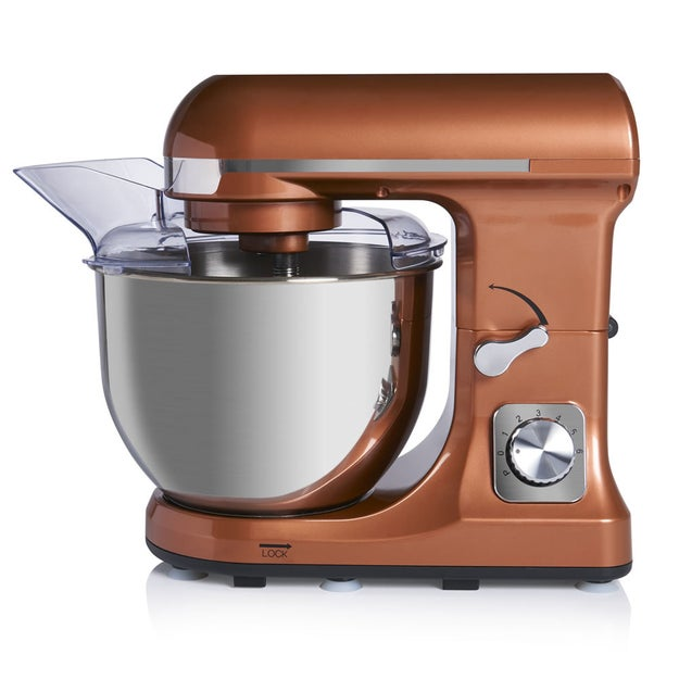 Or how about this handsome bronze mixer if you're on more of a budget?