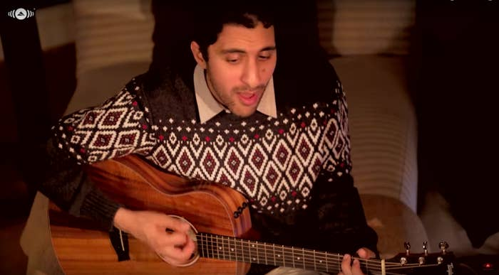 Someone Sang A Muslim Version Of Deck The Halls And People Have