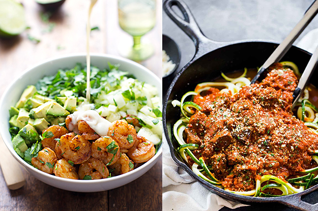 19 Protein-Packed Dinners That You'll Actually Want To Eat